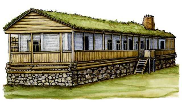 Традиционные жилища карачаевцев