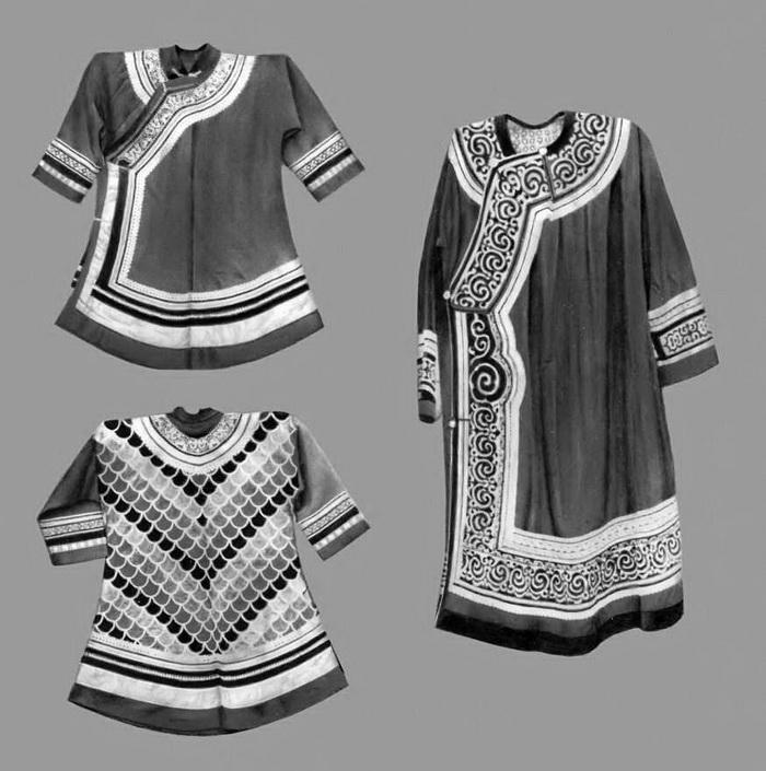 Нанайцы традиционная женская одежда