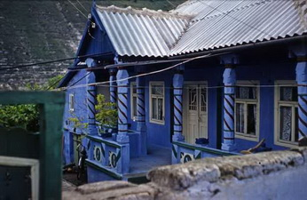 Молдаване традиционное жилище